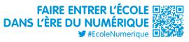 Concertation �cole num�rique