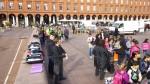 Le rallye pi�ton � transports en commun Toulouse �