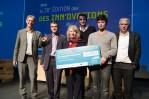 le Lycée Louis Rascol récompensé au Concours d'Inn'Ovations du Conseil Régional