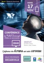 Conférence cerveau et écrans